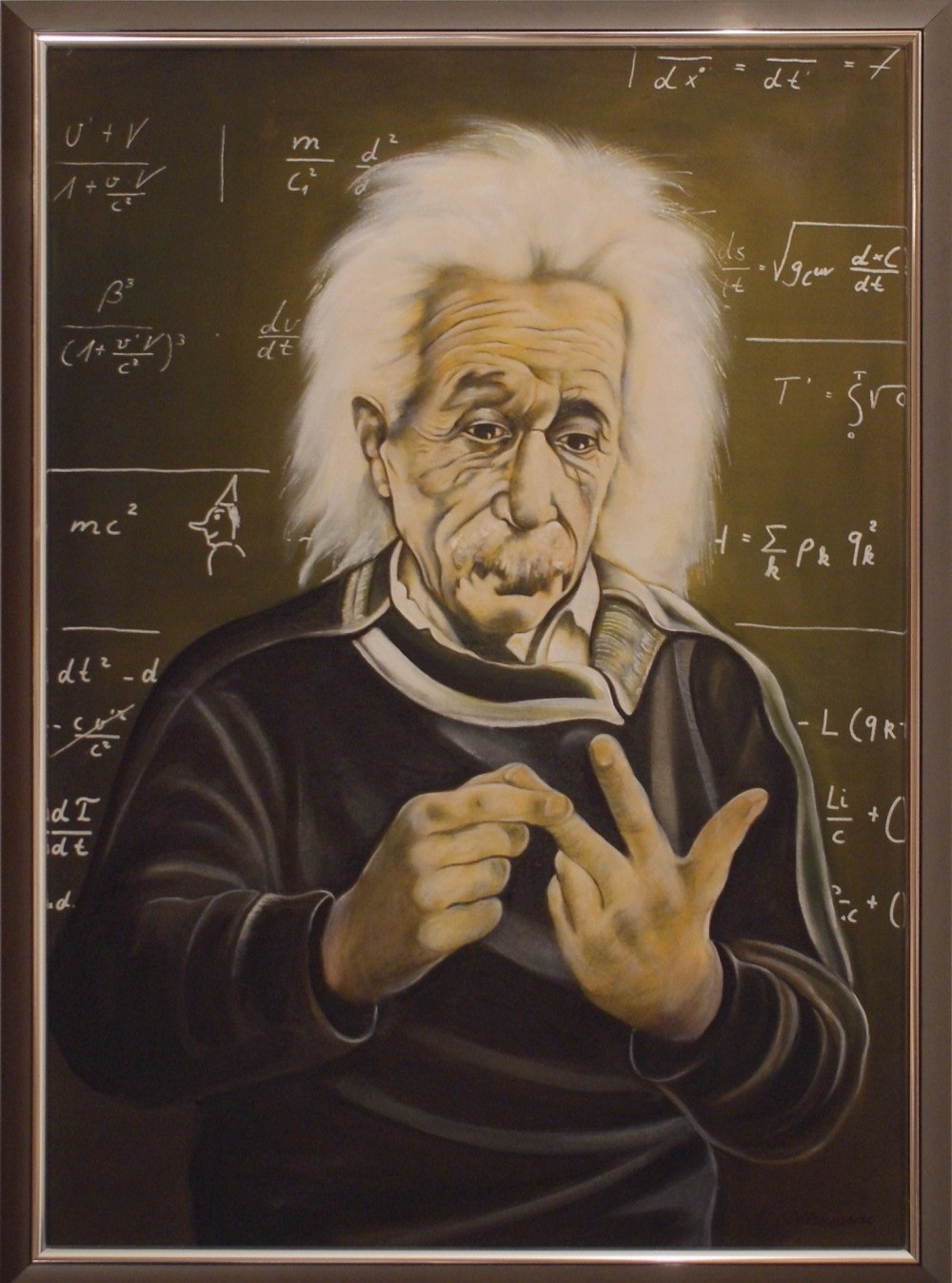 Einstein for Fun